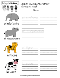 ideas of beginner spanish worksheets on form shishita world com
