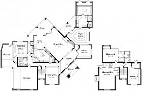 corner house plans mediterranean house plans corner lots adhome