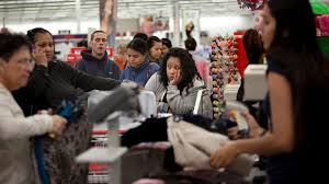 black friday stories black friday spending and number of shoppers hit record highs