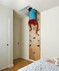design idea kids bedroom design idea climbing wall captivatist