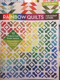 rainbow quilts for scrap bungalow quilting yarn