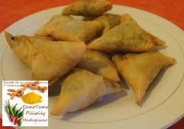 recette de cuisine malagasy cuisine artisanale d ambanja madagascar samoussa à la viande