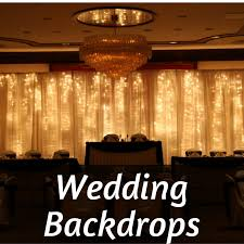 wedding backdrop edmonton rentals infinite event services event rentals in edmonton