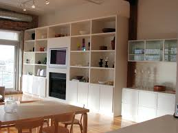 home built in bar and wall unit ideas magnificent living room