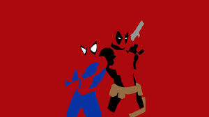 deadpool and spider man wallpapers wallpapersafari
