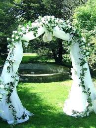 wedding arches decorations pictures fashionable wedding arch decoration image of wedding arch