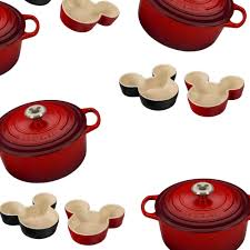 Disney Le Creuset Le Creuset Just Released A New Mickey Mouse Collection Good