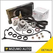 timing belt kit water pump fit 96 00 honda civic d16y7 d16y8 ebay