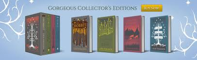 gifts for lord of the rings fans the tolkien official online book shop announces a very special new