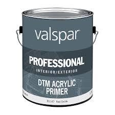 shop valspar direct to metal red flat latex interior exterior