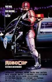 robocop electrocutes himself youtube robocop wikipedia