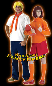 Velma Costume 2x New Fancy Dress Scooby Doo Costumes Velma Fred