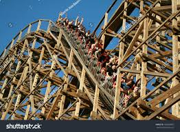 Toro Six Flags Jackson New Jersey May 5 People Stock Photo 102895865 Shutterstock
