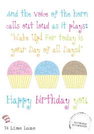 80 best printables birthday images on pinterest free printables