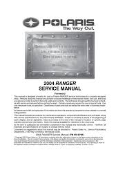 polaris technical manual carburetor transmission mechanics
