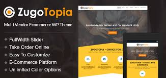 zugotopia multi vendor e commerce wordpress theme inkthemes