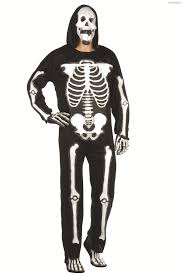 skeleton costume 3 d skeleton costume
