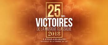 au bureau evian winners of les victoires de la musique classique 2018