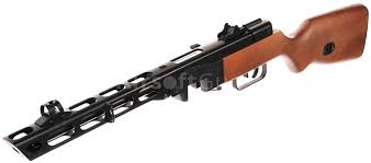 Ppsh 41 Blowback S T Airsoftguns