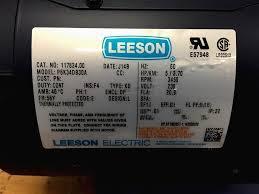 air compressor motor wiring diagram craftsman brilliant leeson
