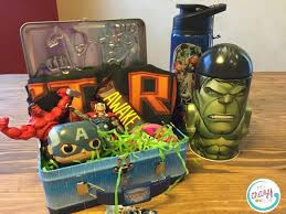 easter basket boy easter basket ideas for avengersevent