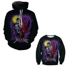 the nightmare before sally skellington sweatshirt