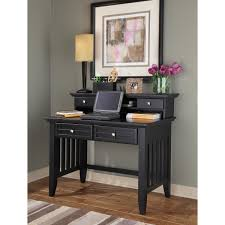Black Desks With Hutch Furniture Cozy Writing Desk With Hutch For Inspiring Study Desk