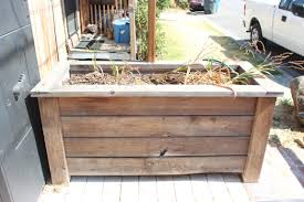 reclaimed large wooden planter box 06 44 33 11 0001 placmakers