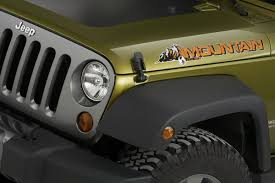 jeep islander jeep wrangler islander and mountain limited edition specials to