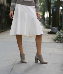 light grey suede boots piperlime taupe ivory lattice knitwear sweater pim larkin winter
