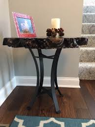 metal end table legs ohiowoodlands end table base steel accent table legs powder coated
