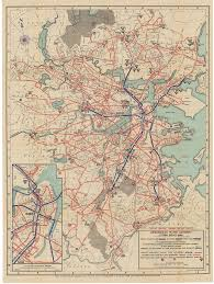 Boston Map by File 1952 M T A Boston Map Png Wikimedia Commons