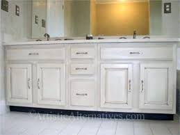 how to paint bathroom cabinets white painting bathroom cabinets paint bathroom cabinets white or black