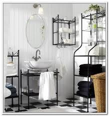 Under Bathroom Sink Storage by Pedestal Sink Shelf Carpetcleaningvirginia Com