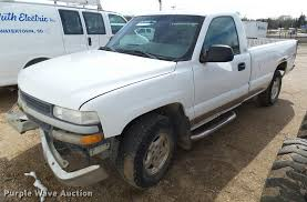 electric truck for sale 2000 chevrolet silverado 1500 pickup truck item dh9612 s