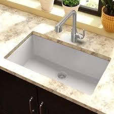 white quartz kitchen sink white undermount kitchen sink decoration hsubili com quartz