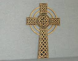 celtic cross wall hanging celtic wall hanging etsy