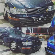 toyota celsior body kit images tagged with whitesouljogja on instagram