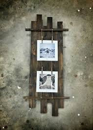 Photo Frame Ideas Best 25 Rustic Picture Frames Ideas On Pinterest Picture Walls