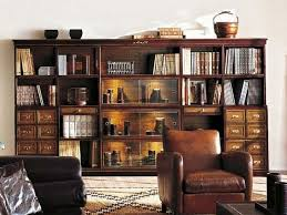 Barrister Bookshelves by Cherry Wood Barrister Bookcase Doherty House Cherry Wood Okebuy