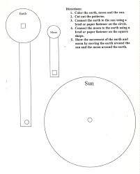 sun moon earth rotation stuff pinterest earth moon