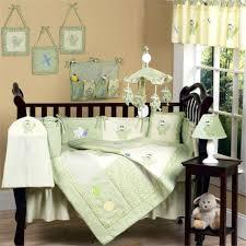 Frog Crib Bedding Baby Nursery Beautiful Unisex Baby Nursery Room Design Ideas