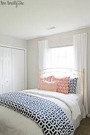guest bedroom makeover details repose gray sherwin william