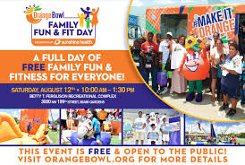 family and fit day presented by health community