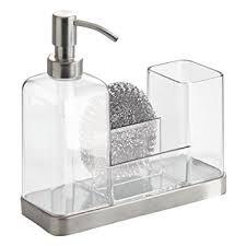 amazon soap dispenser kitchen sink kitchen soap dispenser caddy for 43 with regarding plan 12 elegant