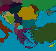 Map Of Balkans Image Map Of The Balkans Png Thefutureofeuropes Wiki Fandom