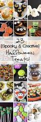 23 spooky u0026 creative halloween treats