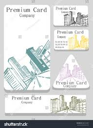 Real Estate Business Card Templates by Vectorvector Business Card Templatesale Real Estate Stock Vector