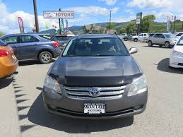 2005 toyota avalon for sale in vernon bc used toyota sales