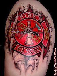 maltese cross firefighter for my dedrick